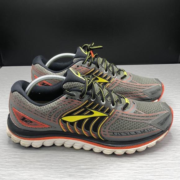 Brooks Shoes   Glycerin 12 Men Running